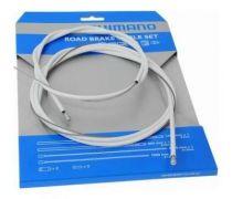 Kit Shimano Revêtement en PTFE Gaines Couleur + Cables Freins