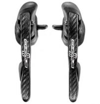 Leviers Campagnolo Chorus Ultra-Shift Carbone 11v