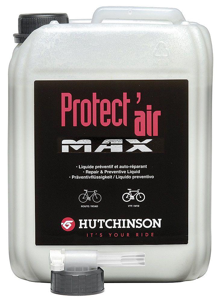 Liquide 5 Litres Préventif Hutchinson Protect\'air Max Tubeless