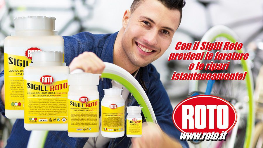 Liquide Préventif Tubeless Sigill Roto 1 Litre