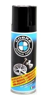 Lubrifiant Bombe 200ml Cobra Spécial Course Route