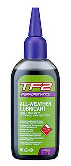 Lubrifiant Weldtite TF2 Performance Toutes Conditions au Teflon - Burette 100ml