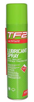 Lubrifiant Weldtite TF2 Ultimate au Teflon - Bombe 400ml