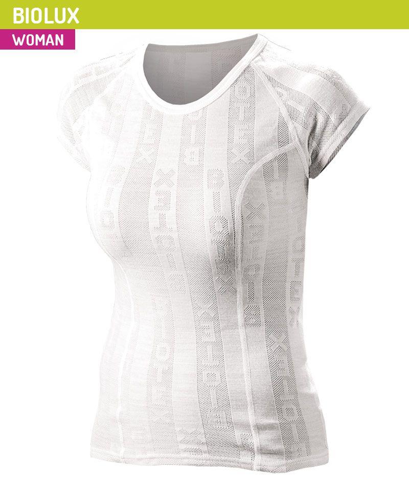 Maillot de Corps Woman Biotex Biolux Blanc Art.211 Blanc Eté