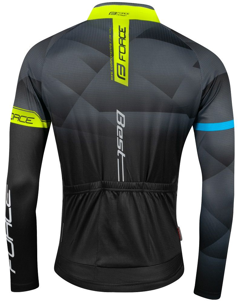 Maillot Manches Longues Force Best