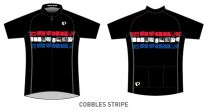 Maillot MC Dame Pearl Izumi Elite Pursuit Ltd Cobbles Stripe - Super Promo