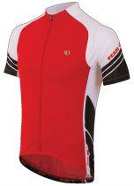 Maillot MC Pearl Izumi Elite Jersey 3DJ Rouge/Blanc/Noir