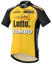 Maillot MC Shimano Réplica Lotto Jumbo - Prix Exceptionnel