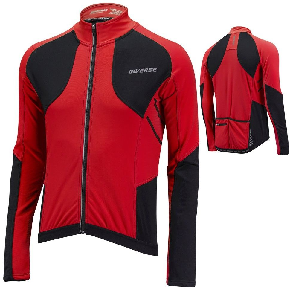 Maillot ML Inverse Air SuperRoubaix 2015
