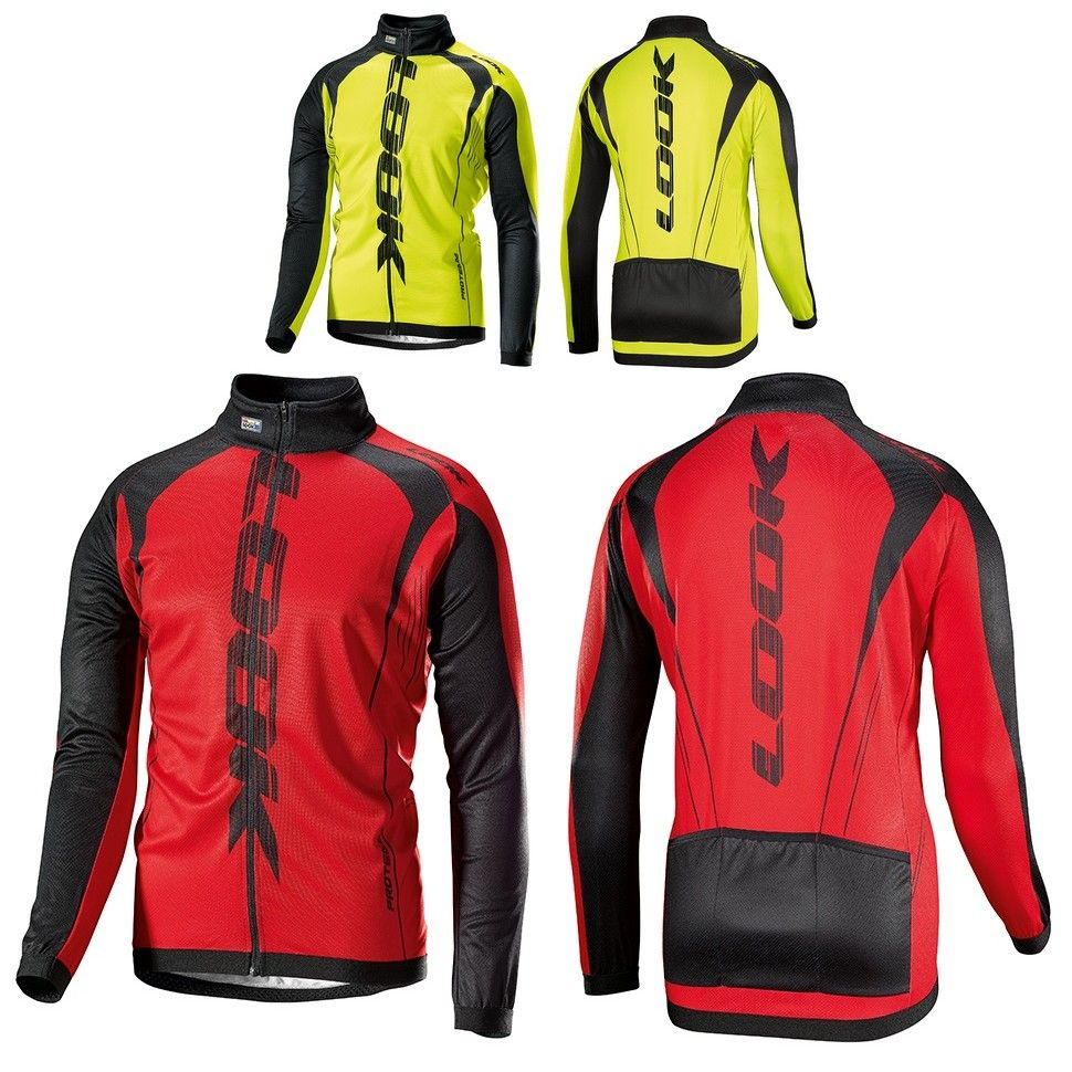 Maillot ML Look Pro Team New 2015