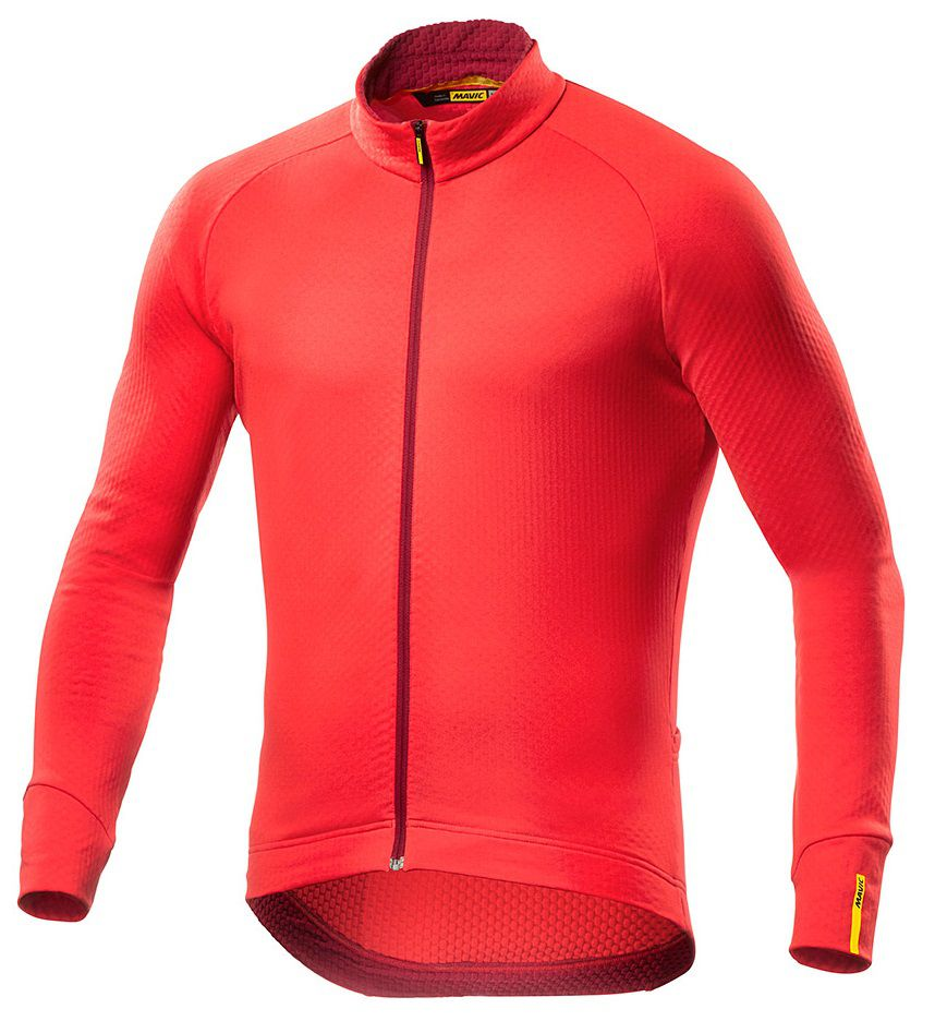 Maillot ML Mavic Aksium Thermo LS Jersey 2016/2017