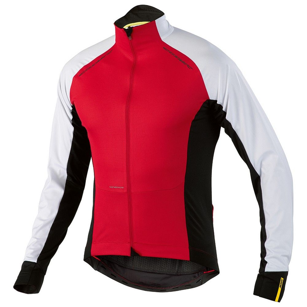 Maillot ML Mavic Cosmic Pro Wind LS Jersey 2015/2016