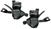 Manettes Shimano Tiagra SL-4700 Rapid Fire Plus 2x10v avec Indicateur
