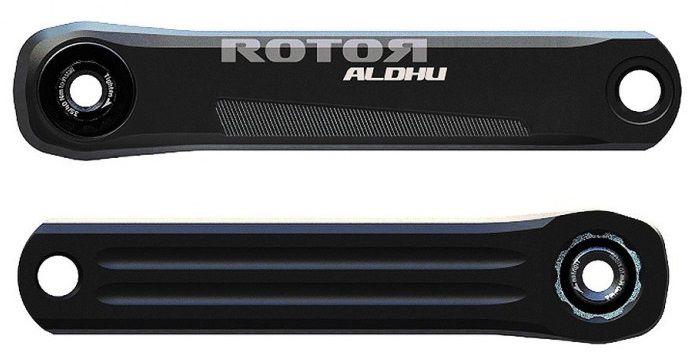Manivelles Rotor ALDHU Alu