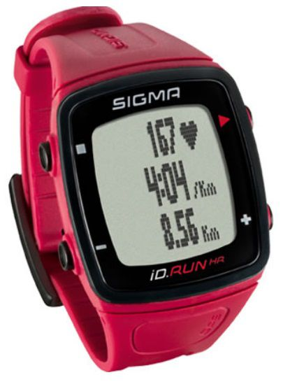 Montre GPS Sigma iD.Run HR Cardio