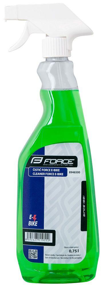 Nettoyant Force E-Bike Spray 750ml Vert