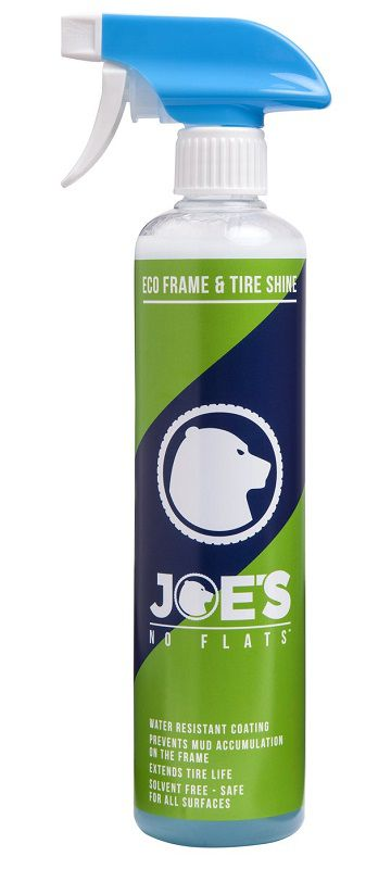 Nettoyant Joe\'s No Flats Eco Frame & Tire Shine 500ml