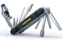 Outil Topeak Hexus II Multi-Fonctions - Jeu de 16 outils