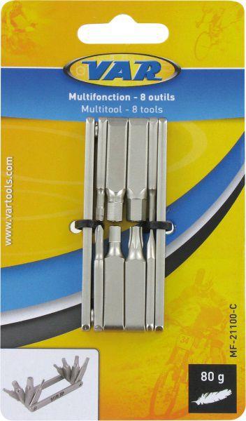 Outil Var Multi-Fonctions MF-21100-C - 8 fonctions