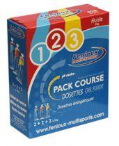 Pack Course Boîte 6 Dosettes Fluide 35g Gel Fenioux : 2 Amagnesium + 2 Energie Raid + 2 Turbo Punch