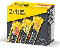 Pack PowerBar 2+1 Tubes 10 tablettes 5 Electrolytes mangue/pamplemousse/citron