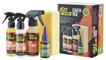 Pack Starter Weldtite Dirtwash (Eponge, Nettoyant, Dégraissant, Lubrifiant,Spray)