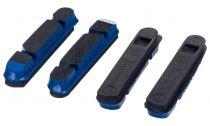 Patins Campagnolo Bleus BR-PEO500X1 pour Shamal Mille - 2 Paires Shimano