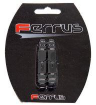 Patins Ferrus pour Shimano/Sram (Jante Carbone) - Paire