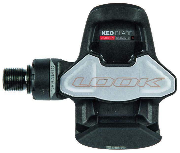 Pédales Look Keo Blade Carbon Ceramic Ti 2020