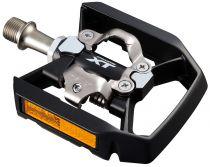 Pedales Shimano Trekking Deore XT T8000 SPD Noir + Cales