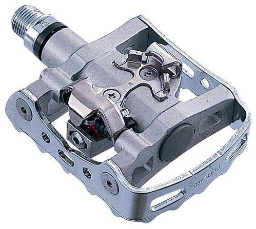 Pedales Shimano VTT M324 SPD + Cales