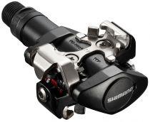 Pédales Shimano VTT M505 SPD + Cales