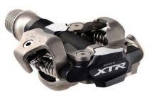 Pedales Shimano VTT XTR M9000 SPD + Cales