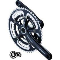 Pedalier FSA Gossamer Pro BB30 Triple Alu - Promo