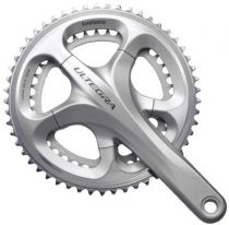 Pedalier Shimano Ultegra 6700 10v Double + Cuvettes 2011