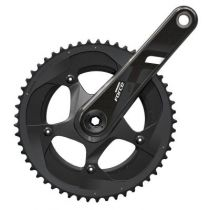 Pedalier Sram Force 22 Yaw GXP Compact Carbone 11v sans Cuvettes