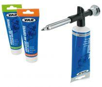 Pistolet d\'Injection Var pour Tubes de Graisse - réf. NL-78700