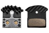 Plaquettes Frein Dis. Rte/Vtt Shimano Ventilé J04C Metal BRS/BRR785