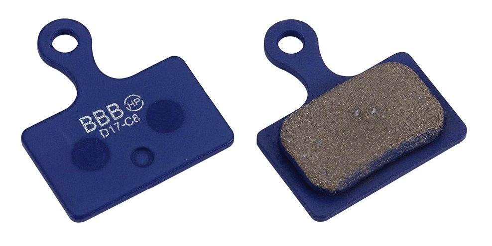 Plaquettes Frein Disque BBB DiscStop HP réf. BBS-561