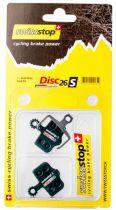 Plaquettes Frein SwissStop Disc 26 S Sintered Metallic Avid Elixir/Avid XX