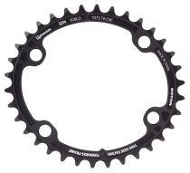 Plateau Rotor Q-Rings Ovale 12.5% BCD110mm 4 Br. Intérieur 10/11v Shimano 8000/9100