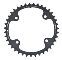 Plateau TA X112 11v - 4 Branches compatible Campagnolo - Gris Anthracite Int.