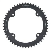 Plateau TA X145 11v - 4 Branches compatible Campagnolo - Gris Anthracite Ext.