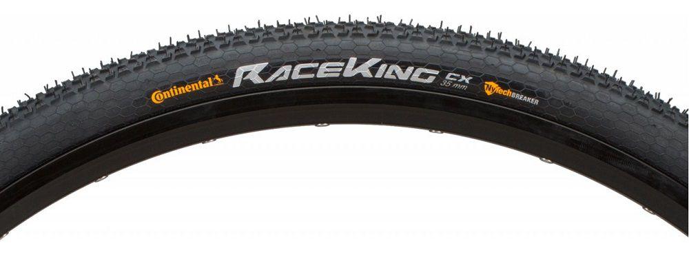 Pneu Continental Cyclo-Cross Race King CX 700x35