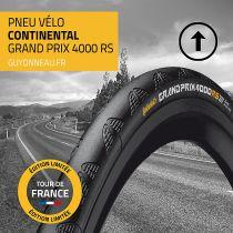 Pneu Continental GP 4000 RS - 700x25 - Nouveau
