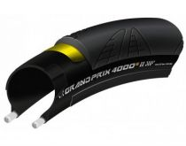 Pneu Continental GP 4000 S II - 700x25 - Noir/Noir - Promo