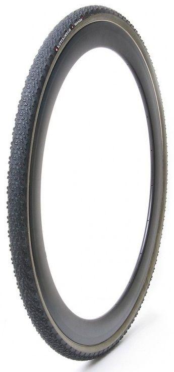 Pneu Hutchinson Cyclo-Cross Black Mamba CX Tubeless Ready Noir 700x38 - Sec/Gelé