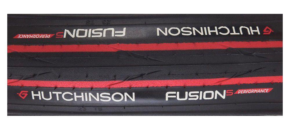 Pneu Hutchinson Fusion 5 Performance Kevlar Pro tech 700x23