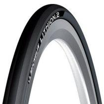 Pneu Michelin Lithium2 700x25 Gris/Noir Edition 2015