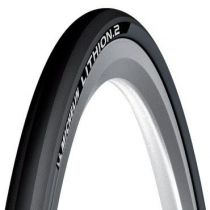 Pneu Michelin Lithium2 700x25 Gris/Noir Edition 2015